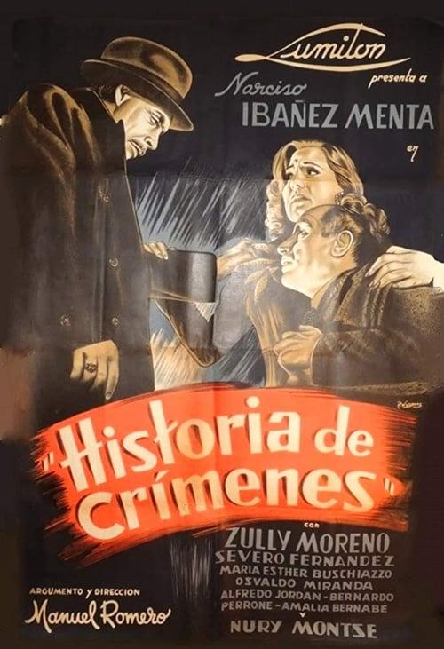 Historia de crímenes