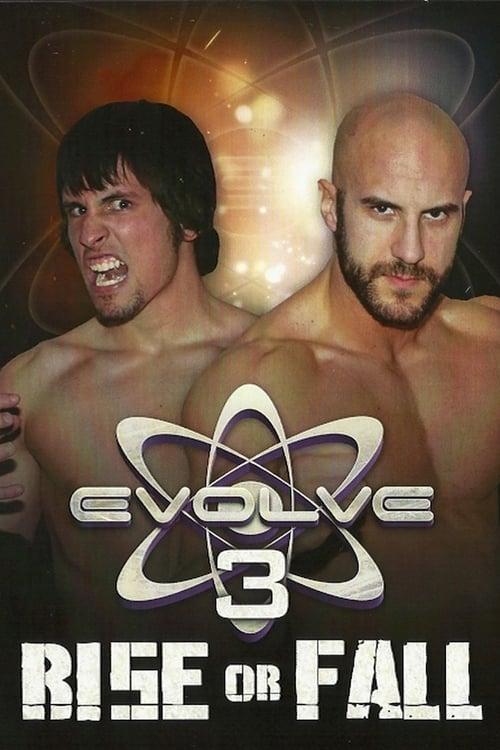 EVOLVE 3: Rise or Fall