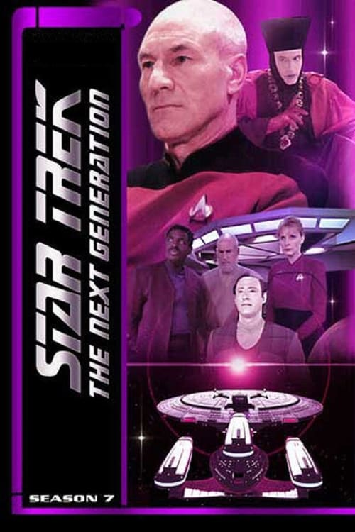 Watch Star Trek: The Next Generation Season 7 in English Online Free