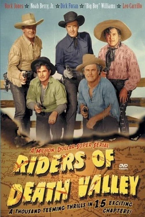 Riders of Death Valley