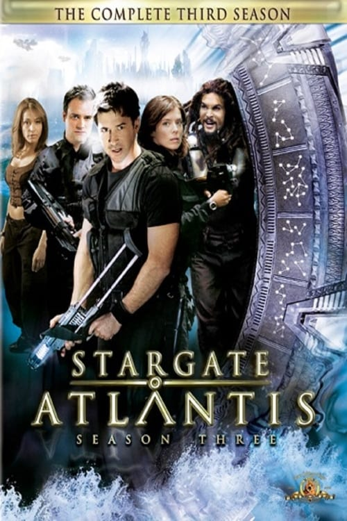 Watch Stargate Atlantis Season 3 in English Online Free