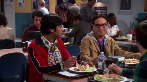 Watch The Big Bang Theory S4E6 in English Online Free | HD