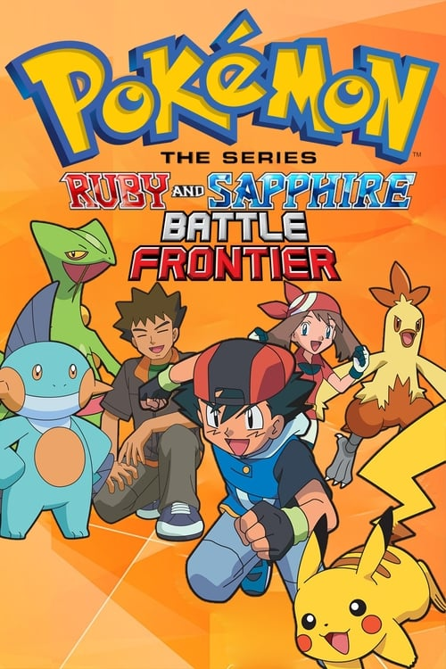 Watch Pokémon Battle Frontier Full Movie Download