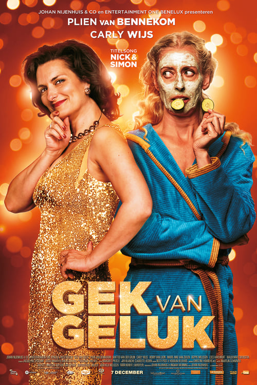 Largescale poster for Gek van geluk