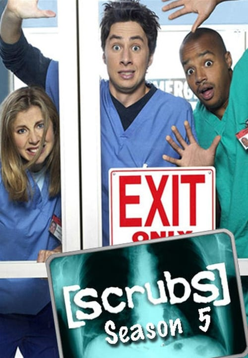 Watch Scrubs Season 5 in English Online Free