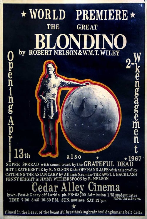 Largescale poster for The Great Blondino