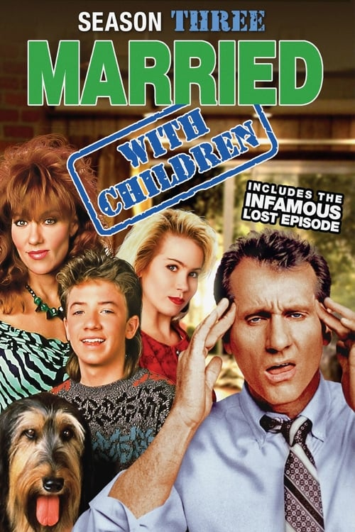 Watch Married... with Children Season 3 in English Online Free