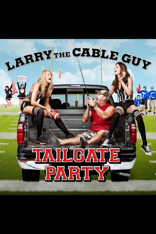 Latest larry the cable guy movie