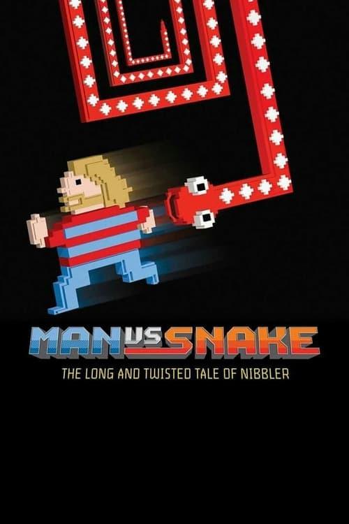 Man vs. Snake
