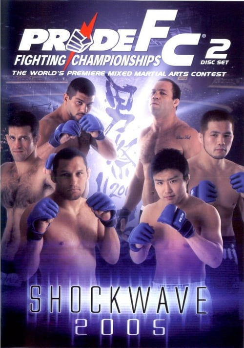 Pride Shockwave 2005