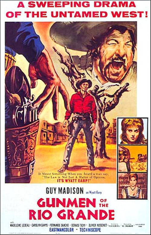 Gunmen Of The Rio Grande
