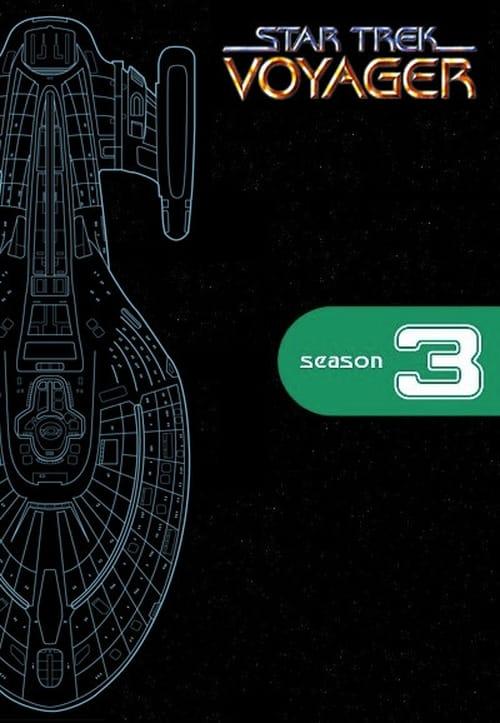 Watch Star Trek: Voyager Season 3 in English Online Free