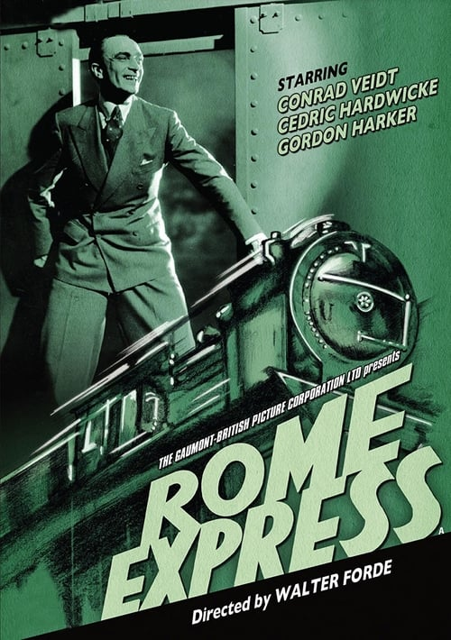 Largescale poster for Rome Express