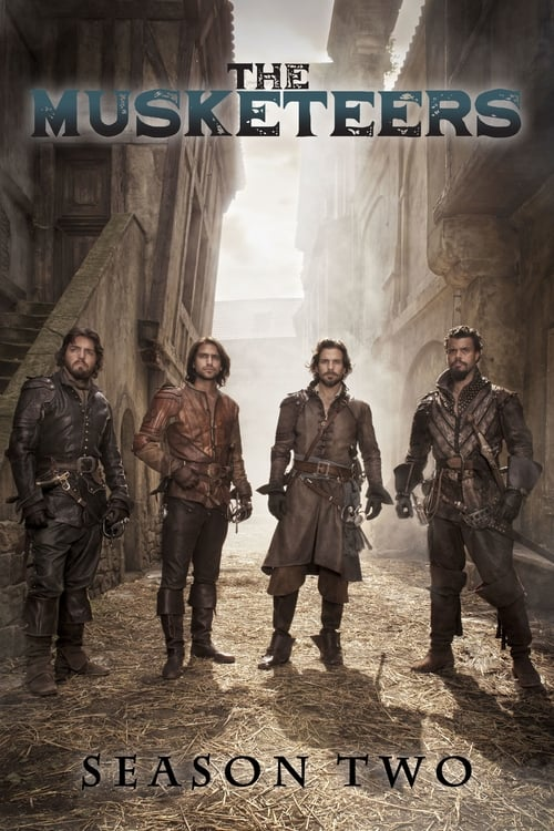 Watch The Musketeers Season 2 in English Online Free
