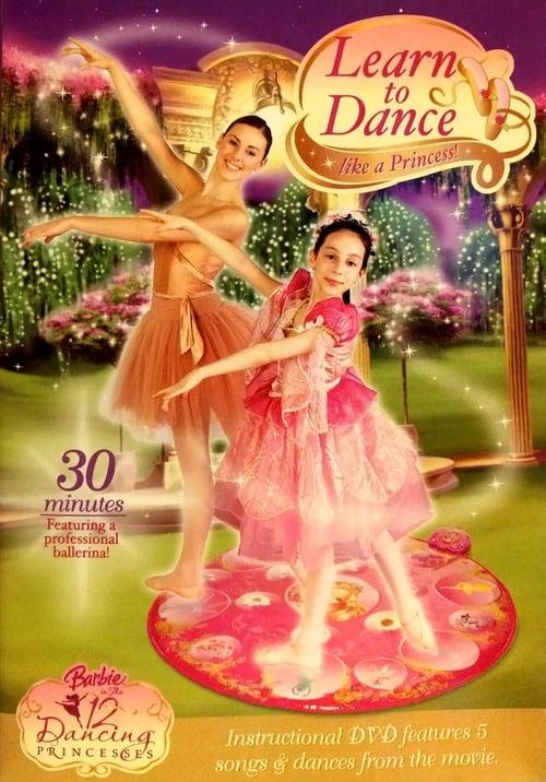 Learn to Dance Like a Princess!