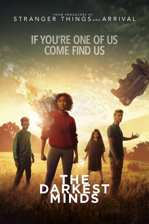 The Darkest Minds poster