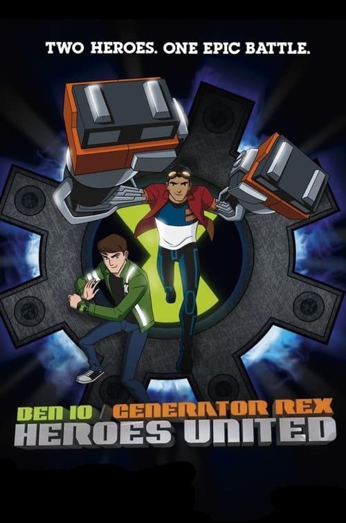 Ben 10 Generator Rex Heroes United