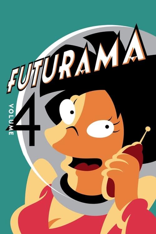 Watch Futurama Season 4 in English Online Free