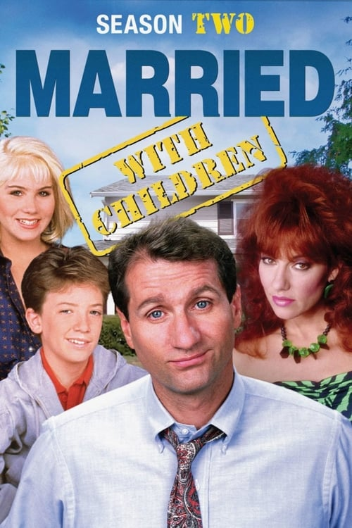 Watch Married... with Children Season 2 in English Online Free