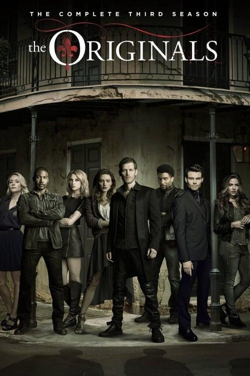 Watch The Originals Season 3 in English Online Free