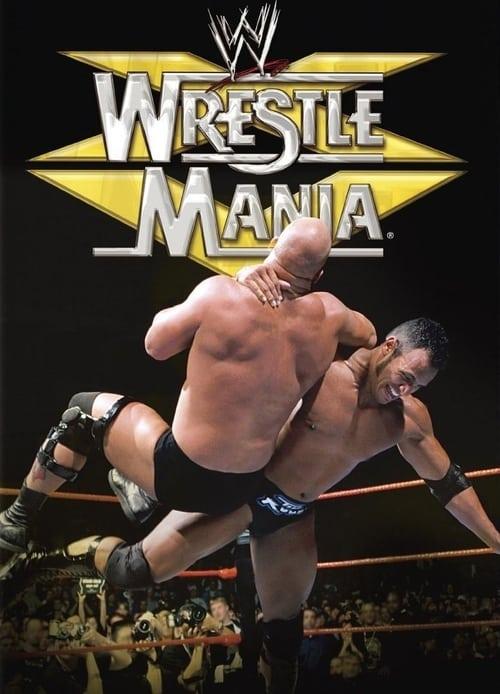 WWE WrestleMania XV