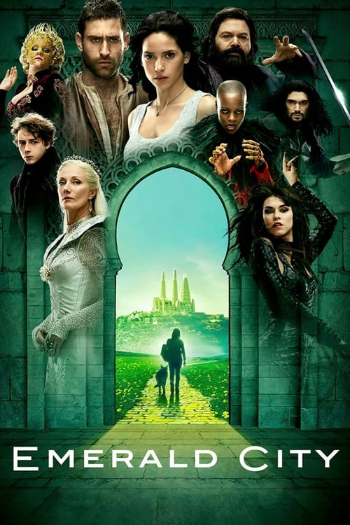 Watch Emerald City (2017) in English Online Free | 720p BrRip x264