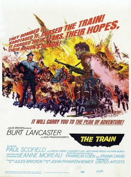 The Train poster