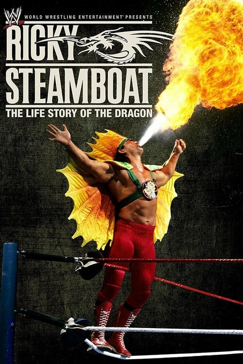 WWE: Ricky Steamboat - The Life Story of the Dragon