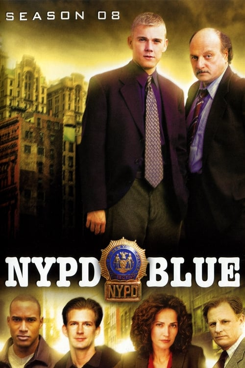 NYPD Blue poster