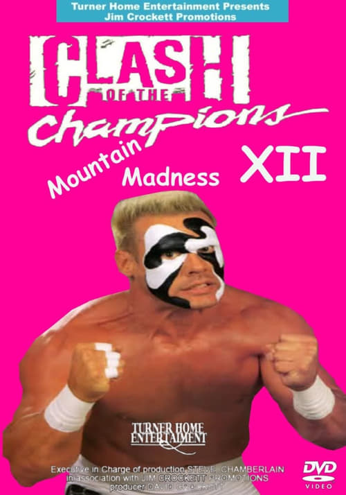 WCW Clash of The Champions XII: Fall Brawl '90: Mountain Madness