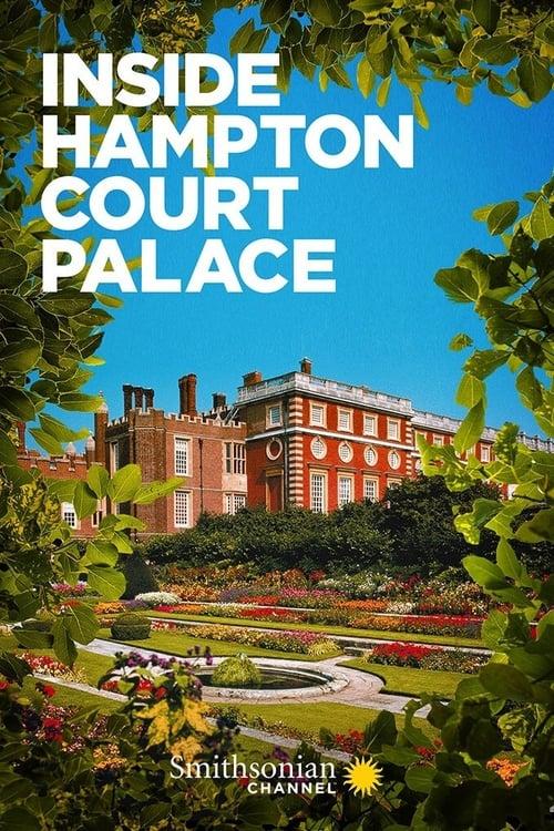 Inside Hampton Court Palace
