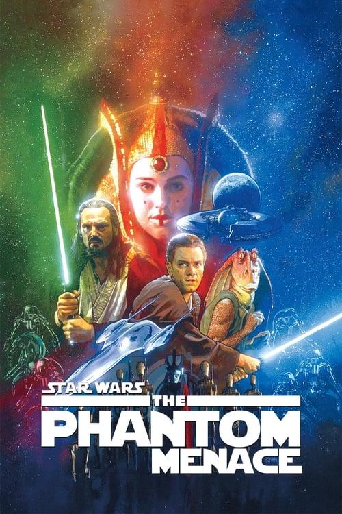 Star Wars: Episode I - The Phantom Menace poster