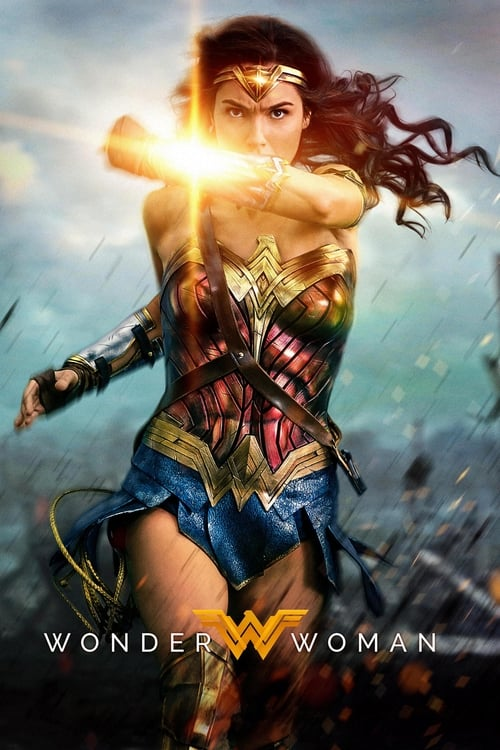 Watch Wonder Woman (2017) in English Online Free