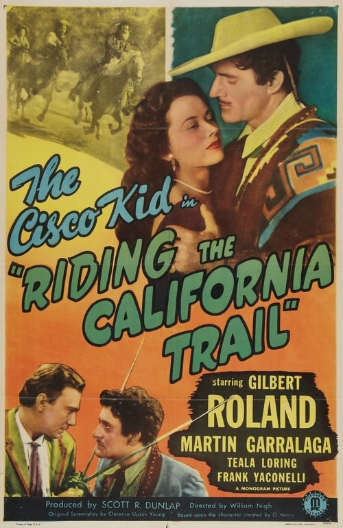 Watch Riding the California Trail Full Movie Download