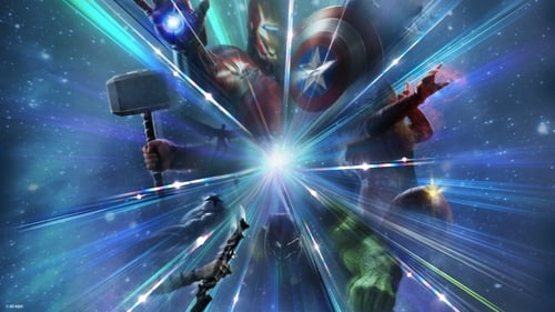 Marvel Studios: Legends Season 1