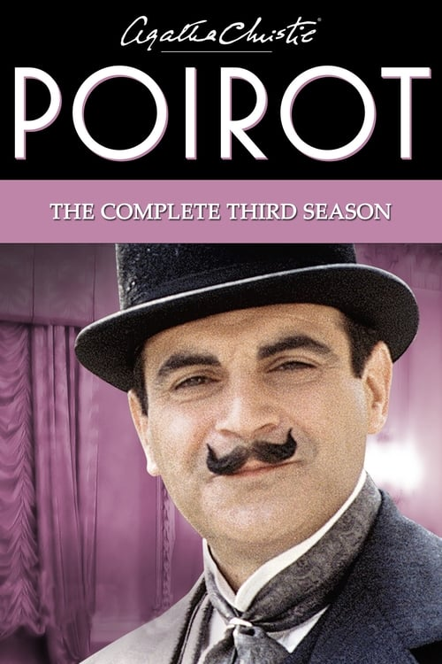 Watch Agatha Christie's Poirot Season 3 in English Online Free