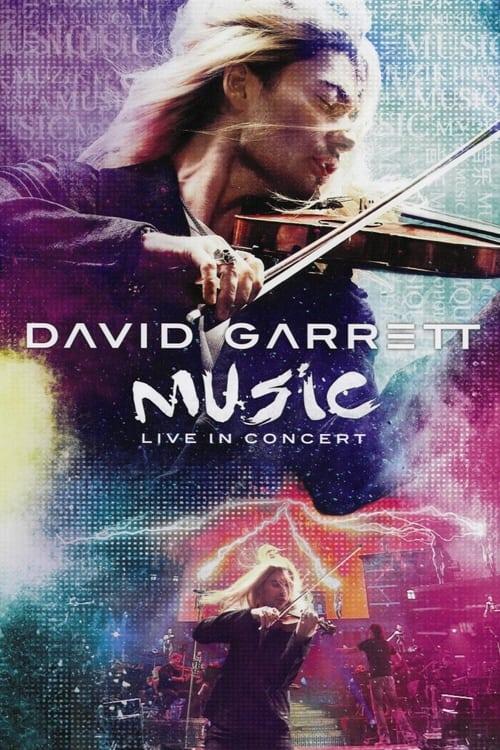 David Garrett - Music - Live in Concert