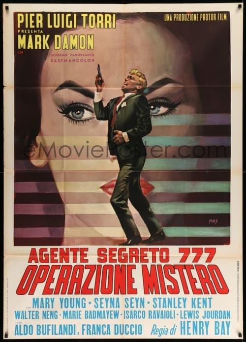 Secret Agent 777