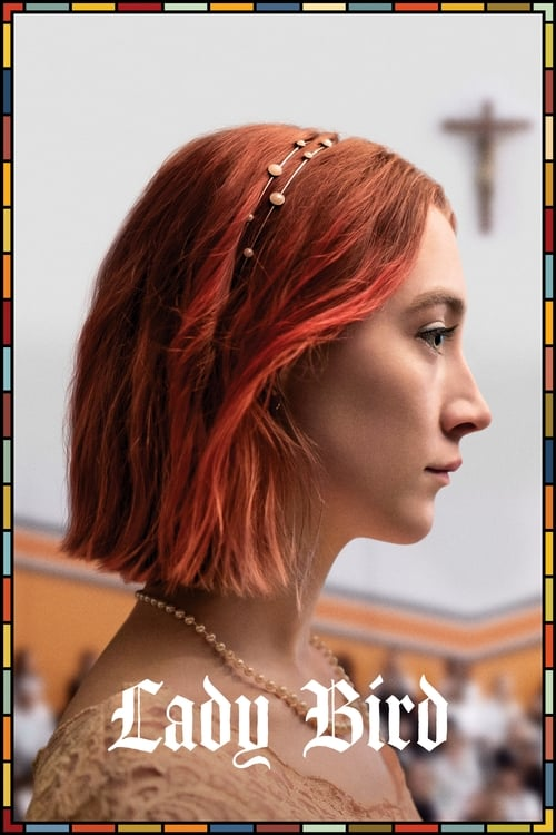 Largescale poster for Lady Bird
