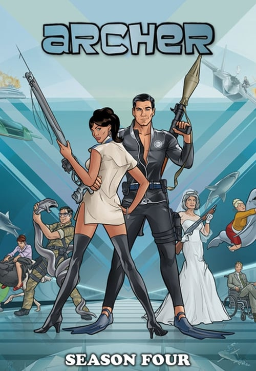 Watch Archer Season 4 in English Online Free