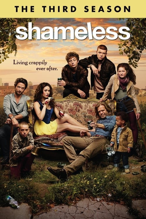 Watch Shameless Season 3 in English Online Free