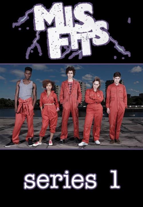 Watch Misfits Season 1 in English Online Free