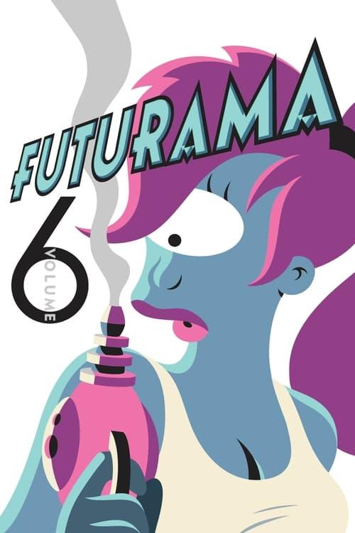 Watch Futurama Season 6 in English Online Free