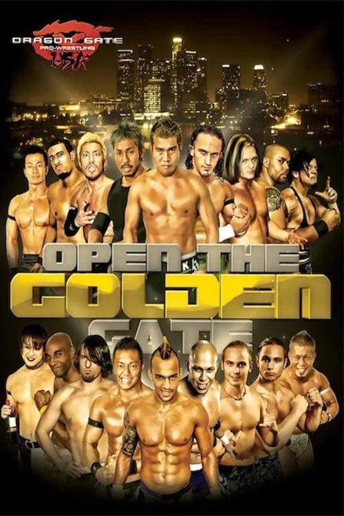 Dragon Gate USA Open The Golden Gate
