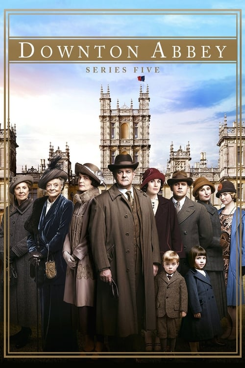 Watch Downton Abbey Season 5 in English Online Free
