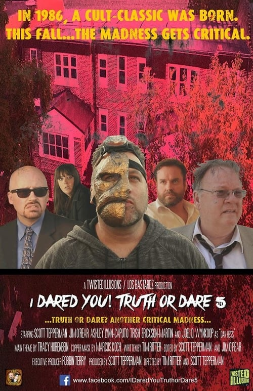 I Dared You! Truth or Dare Part 5