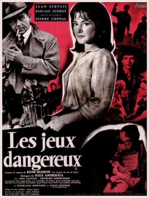 Watch Les Jeux dangereux Full Movie Download