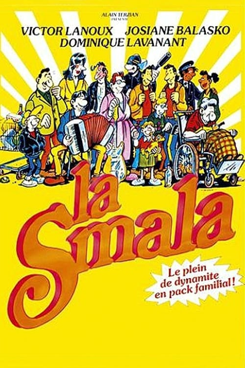 Largescale poster for La smala
