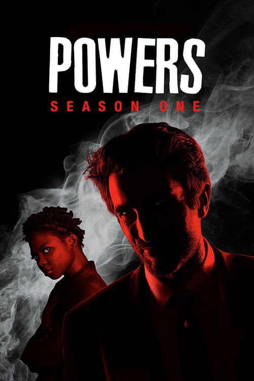 Watch Powers Season 1 in English Online Free