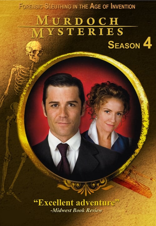Watch Murdoch Mysteries Season 4 in English Online Free